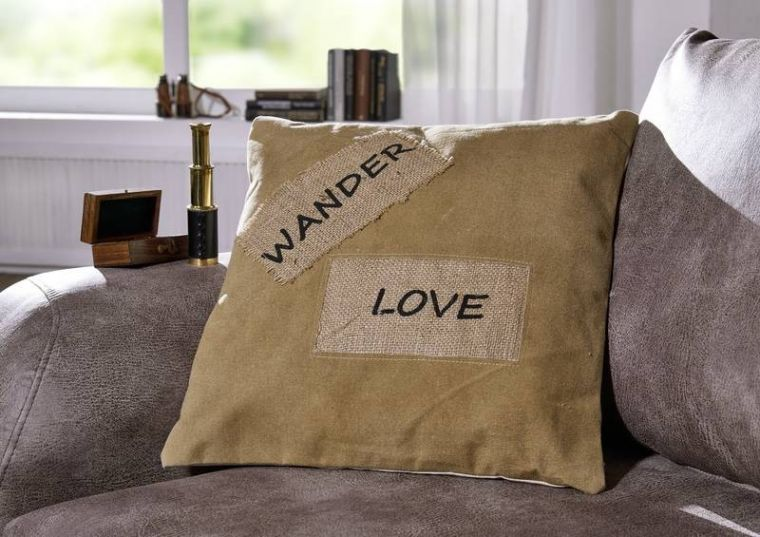 Coussin Wander Love - CANVAS #769